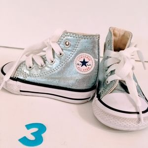 Chuck Taylor All Star High Top baby little kid 3